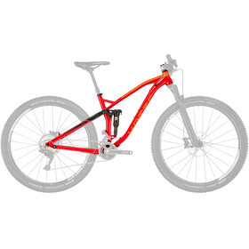 VOTEC VXS Framekit Frame red/black